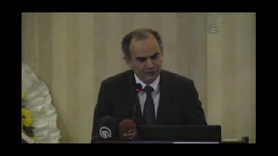 Uluslararası Ekonomi Konferansı - Erdem Başçı (1) - ANTALYA