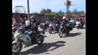 Sünnet düğünü motosiklet şenliğine dönüştü - SAMSUN