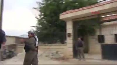 Dha Ekibi Kobani'ye Girdi: Sokak Savaşı Sürüyor
