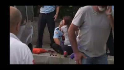Ankara'da hırsız ve polis çatışması