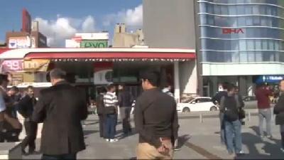 Seyrantepe Metroda İnanılmaz Kaza (3)