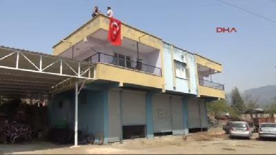 Kırıkhan'a Şehit Ateş Düştü