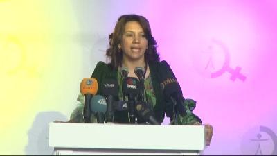 Dtk Eşbaşkanı Selma Irmak: