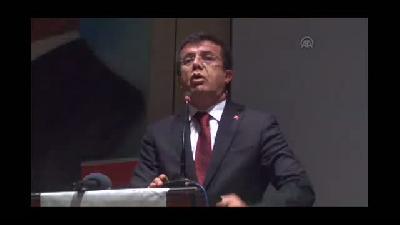 Ekonomi Bakanı Zeybekçi, Burdur'da