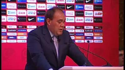Türkiye Futbol Federasyonu Olağan Mali Genel Kurulu Başladı-2