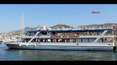 Türk Feribotu'na Yunanistan'da El Konuldu