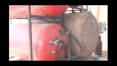 Kırgızistan'ın güneyinde doğalgaz krizi sürüyor