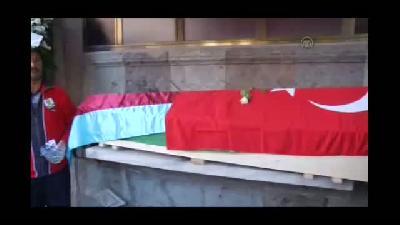 İşadamı Ulusoy'un cenazesi - TRABZON