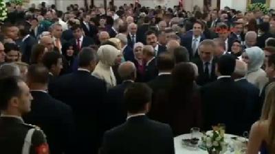 Cumhurbaşkanı Gül: Başbakan Recep Tayyip Erdoğan'ı Canı Gönülden Tebrik Ediyorum (2)