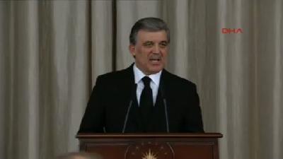 Cumhurbaşkanı Gül: Başbakan Recep Tayyip Erdoğan'ı Canı Gönülden Tebrik Ediyorum (3)
