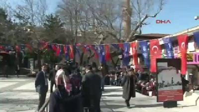 (görüntülü Haber) Cumhurbaşkanı Erdoğan Bursa'da (1)