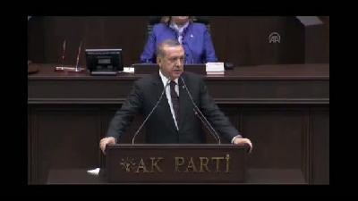 """Başbakan Erdoğan: """"Devletin vitrinine saksı seçmiyoruz, cumhurbaşkanı seçiyoruz"""" - ANKARA"""