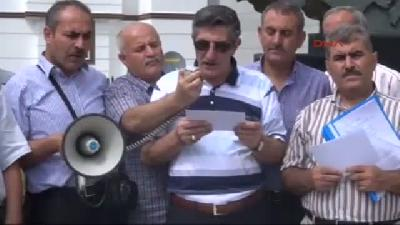 Erzurum'da Türk Eğitim- Sen'den Suç Duyurusu