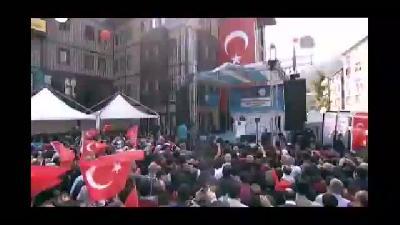 Cumhurbaşkanı Recep Tayyip Erdoğan Rize'de (4)
