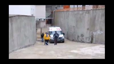 Çukurca'da askeri araç kaza yaptı: 1 şehit, 2 yaralı - HAKKARİ