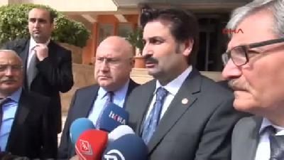 Meclis İnsan Hakları Komisyonu, Sığınmacılar İçin Mardin'de