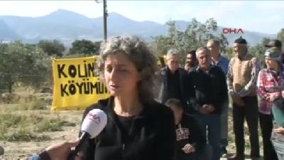 Soma'da 'zeytin' Arbedesi (4)