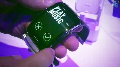 Samsung Gear S Ön İnceleme