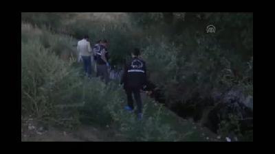 Sulama kanalında erkek cesedi bulundu - ESKİŞEHİR