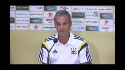 Galatasaray Teknik Direktörü Prandelli ve Fenerbahçe Teknik Direktörü Kartal - MANİSA