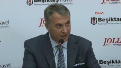 Beşiktaş Kulübü Başkanı Orman Futbol Şansının Bizim Yanımızda Olması Lazım