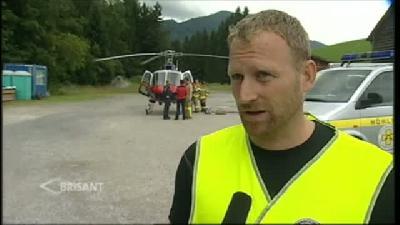 Alpler'deki Mağarada Nefes Kesen Kutrarma Operasyonu
