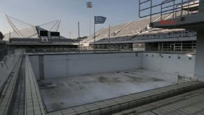 Yunan Olimpiyat Tesislerinin Son Hali İspanya'da Sevinç Ve Dehşet Yarattı !..