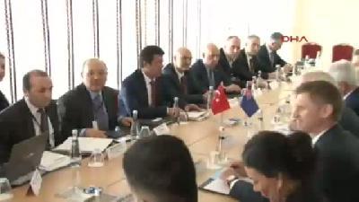 (görüntülü Haber) Ekonomi Bakanı Zeybekçi'den