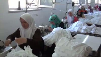 Naşa'dan Ortadoğu Ülkelerine İç Çamaşırı İhracatı