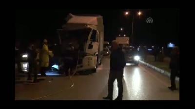 Trafik kazası: 2  yaralı - DÜZCE