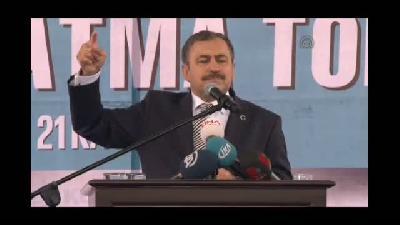 """Eroğlu: ''Dünyanın en ileri atık su biyolojik arıtma tesislerini biz yapıyoruz"""" - KOC"""