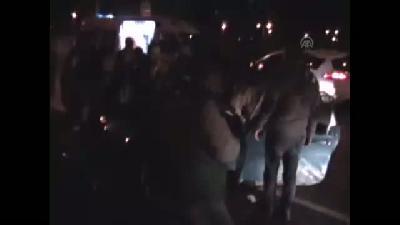 Tarsus'ta trafik kazası: 1 yaralı - MERSİN