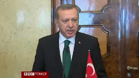 Erdoğan ÖSO Kobani'ye gidecek dedi PYD yalanladı