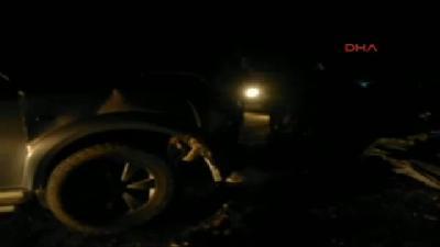 Kahta'da Otomobil İle Kamyonet Çarpıştı: 1 Ölü, 3 Yaralı