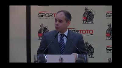TSYD-Spor Toto Spor Yazarları Armağanı Yarışması - iSTANBUL