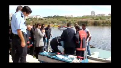 Mogan Gölü'nde erkek cesedi bulundu - ANKARA