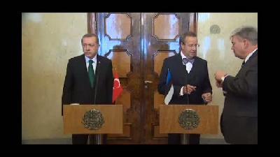 """Erdoğan: """"Kırım Tatarlarına yönelik her türlü desteği vermeye devam ediyoruz"""" - TALİN"""