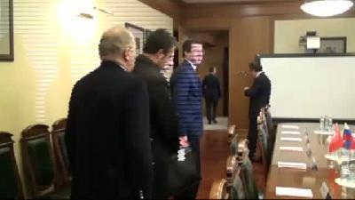 - Ekonomı Bakanı Zeybekçı, Rus Mevkıdası Ulyukayev'le Görüstü