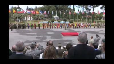 NATO Müttefik Kara Komutanlığı'nda görev değişimi - İZMİR
