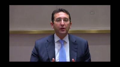 Borsa İstanbul Yönetim Kurulu Başkanı ve Genel Müdürü Turhan - İSTANBUL