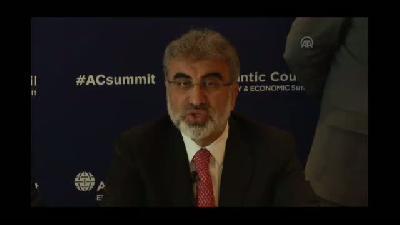 Atlantik Konseyi 2014 Enerji ve Ekonomi Zirvesi - Mutabakat zaptı - İSTANBUL