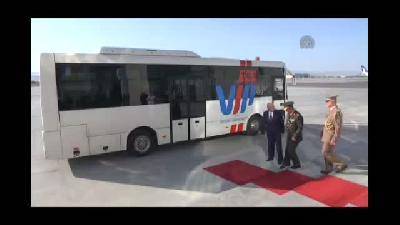 Cumhurbaşkanlığı devir teslim töreni - İzzetbegoviç, Ankara'ya geldi