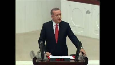 Erdoğan: ''Sandık her meselenin çözüm yeridir'' - TBMM