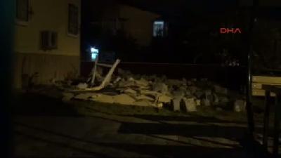 Adana'da Fırtına Yıkıp Geçti (5)