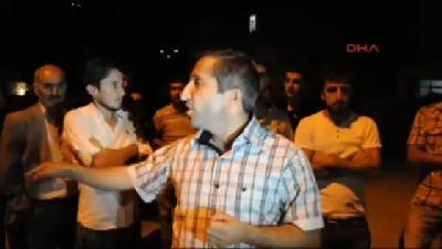 Hdp'li Başkan'dan Polise Gaz Tepkisi