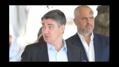 Balkan ülkeleri başbakanları Hırvatistan'da bir araya geldi - CAVTAT