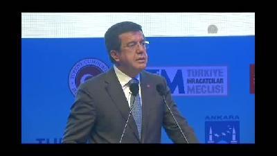 Türkiye İnovasyon Haftası - Ekonomi Bakanı Nihat Zeybekci - ANKARA