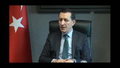 """İşler: """"Libya, Türkiye ile sıcak ilişkiler geliştirmek istiyor"""" - ANKARA"""