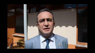 Musul'da rehin alınanlar Türkiye'de - Bülent Tezcan - AMASYA