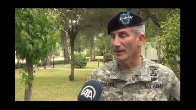 NATO komutanlarından Türkiye'ye övgü - İZMİR